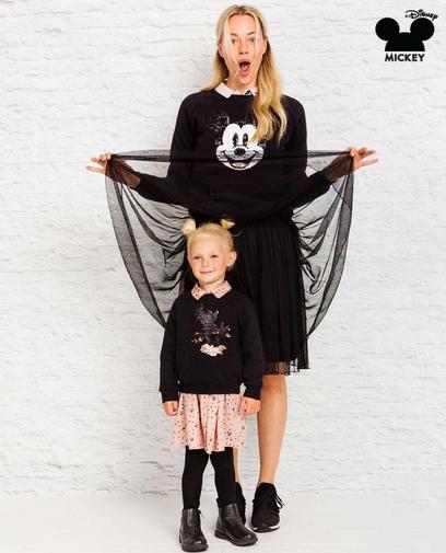 Assortir ta tenue à celle de ta maman